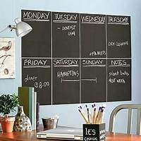 how to use chalkboard paint Don't Use Chalkboard and Magnetic Paint Until You Read This! - The Decorologist