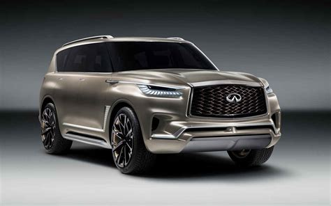 2019 Infiniti Qx80 Get New Platform And Body Design Cars