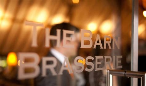 The Barn Brasserie Colchester Essex Reviews, Opening Times