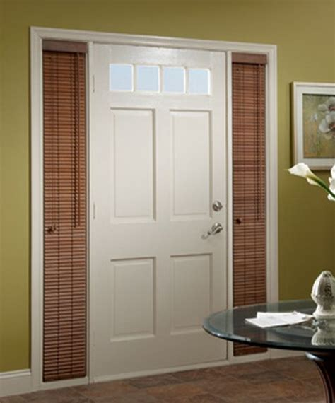 side light shades sidelight blinds for front door faux wood