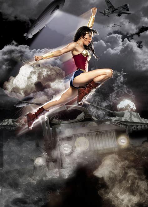 Hot Video Wonder Woman Fan Film Shows Dc & Warner Bros It