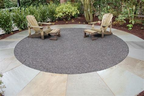 17 best images about crushed granite on patio