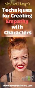 Techniques For Creating Empathy With Characters
