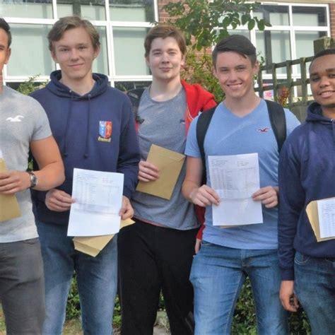 gunnersbury catholic school sixth form success