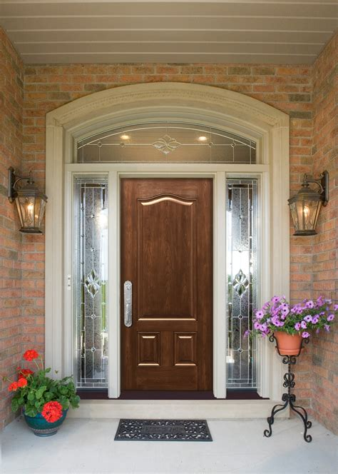 pro via doors entry doors by provia cunningham door window