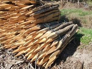 Piquet De Cloture Bois Acacia : piquets de cloture bois ~ Dailycaller-alerts.com Idées de Décoration
