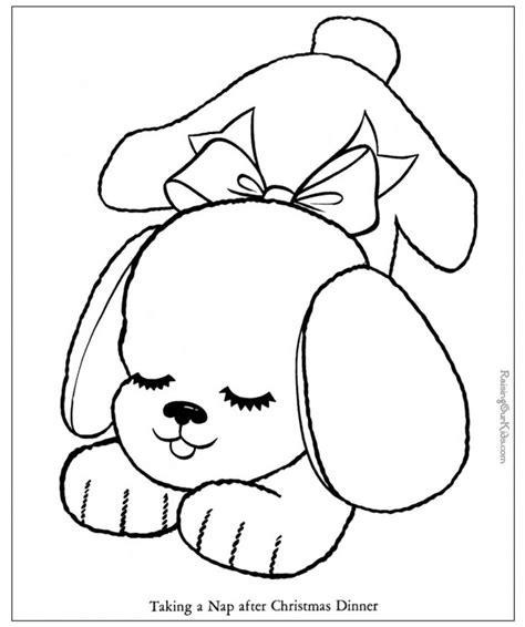 disegni da colorare cuccioli di disegni da colorare gratis archives disegni da colorare