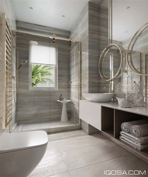 Modern Bathroom Designs From Rexa by Modern Classic In Albania On Behance Toilet In 2019
