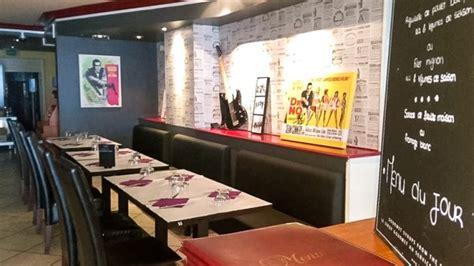 le bureau restaurant villefranche sur saone restaurant les sixties 224 villefranche sur sa 244 ne 69400 avis menu et prix