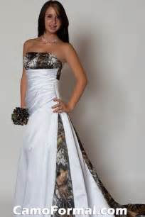 white camo wedding dresses 3137 camo and satin bridal gown camouflage prom wedding homecoming formals