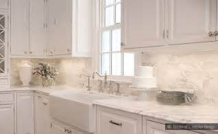 subway tile kitchen backsplash ideas subway calacatta gold tile backsplash idea backsplash