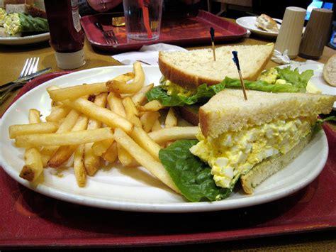 how to make egg salad sandwich egg salad sandwiches recipe dishmaps
