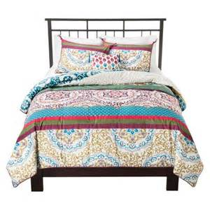 taj bedding collection boho boutique target