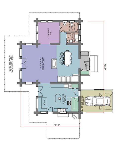 custom built home plans log home floor plans 2400 sq ft custom built by