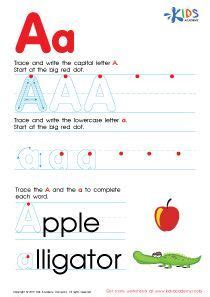abc alphabet worksheets letter  tracing  printable