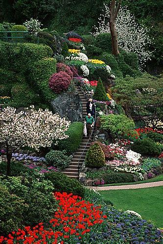 butchart gardens vancouver island news  travel