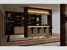 Smaller Kitchen Home design with Little bar Desk