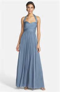 dusty blue bridesmaid dress dusty blue wedding the merry