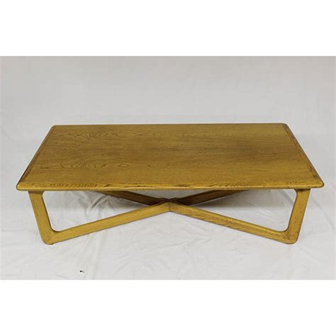 The best way to tie your room together is with a stylish coffee table. Mid Century Modern Lane Oak Rare Coffee Table   Chairish