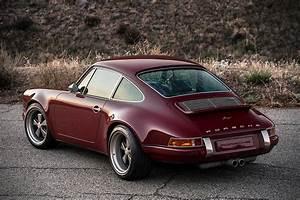 Porsche 911 North Carolina By Singer Vehicle Design  Porsche