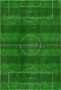Soccer Field Layout Stock Illustration  Illustration Of Play
