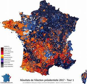 Elections 2017 Candidats : france 39 s 2017 presidential election results mapped ~ Maxctalentgroup.com Avis de Voitures