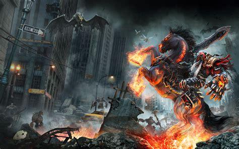 Darksiders Warmastered Edición el arte el apocalipsis