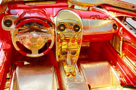 The World's Most Expensive Car Interior