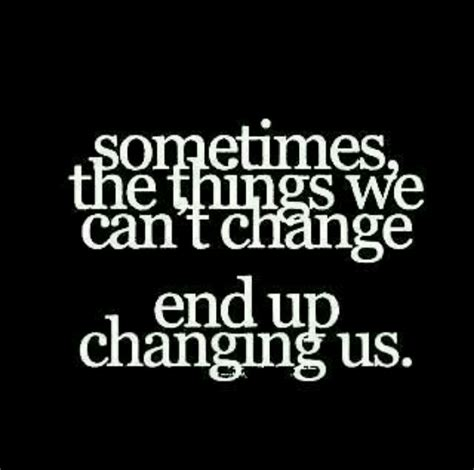 Unexpected Changes In Life Quotes