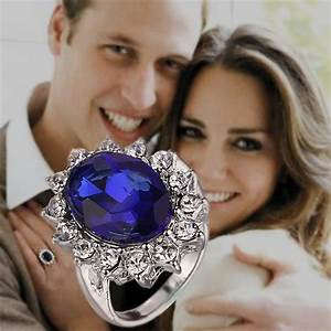 British royal princess Kate's engagement ring Diana prince ...
