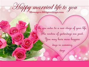 wedding wishes and messages 365greetingscom With wedding cards messages from parents