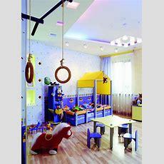 Blue Kids Room Design  Architecture & Interior Design