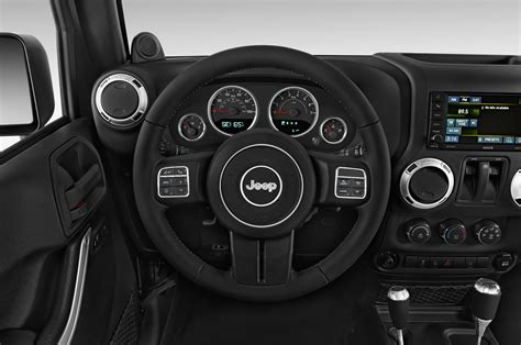 jeep rubicon steering wheel jeep wrangler reviews research new used models motor