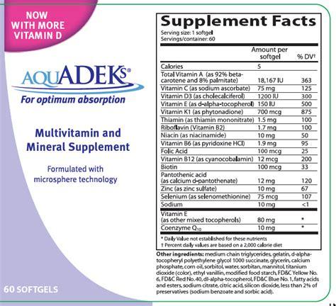 aquadeks chewable tablets label methanodex 10