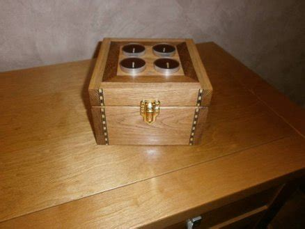 tea light box  storage  goodinwood  lumberjocks