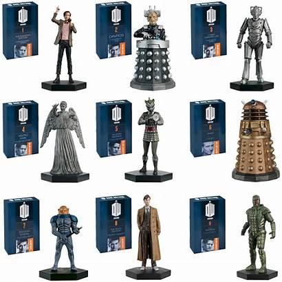 Doctor Eaglemoss Figurine Bundle Figures Selection Lot