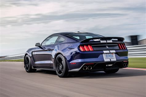 Ford Upgrades Mustang Shelby Gt350 For 2019