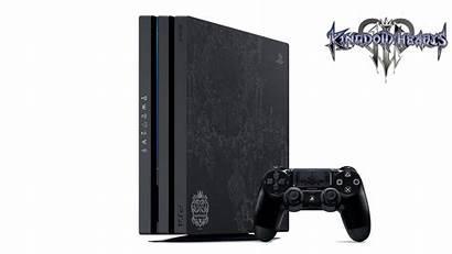 Hearts Kingdom Edition 1tb Limited Playstation Ps4