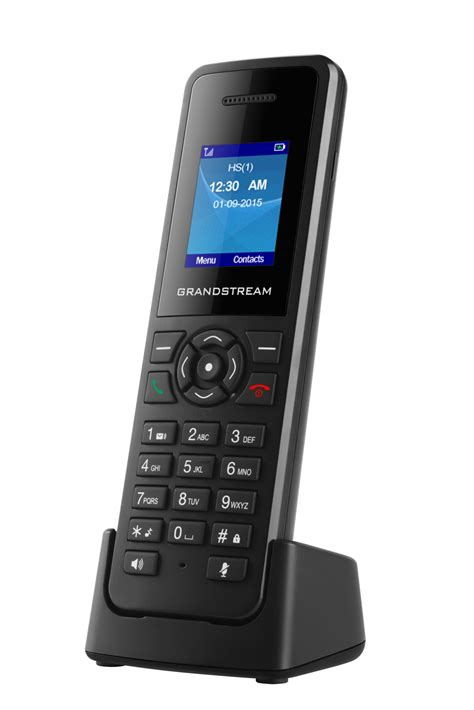 voip home phone grandstream dp720 dect cordless voip phone device deal