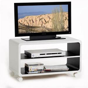 Tv Rack Weiß : tv rack miami in wei schwarz mobilia24 ~ Pilothousefishingboats.com Haus und Dekorationen