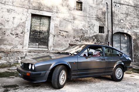 Club Alfisti Romani Club Alfa Romeo Alfetta Gtv 20 1983