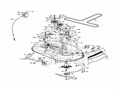 mtd riding lawn mower parts diagram wiring forums