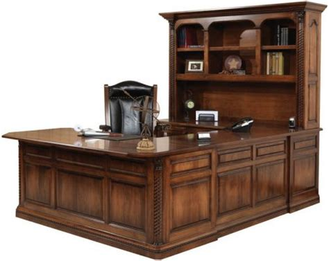 haven  world  shaped desk countryside amish