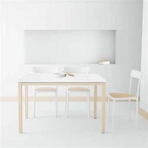 Table Bois Rallonge : table cuisine bois rallonge ~ Teatrodelosmanantiales.com Idées de Décoration