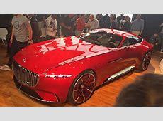 Video Vision MercedesMaybach 6 2016 autobildde