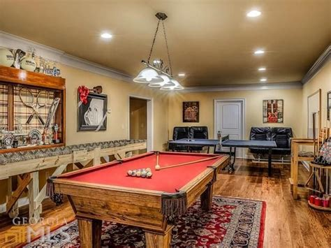 shaquille oneal buys   million  house georgia