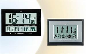 Radio Controlled Uhr Bedienungsanleitung : blog bedienungsanleitung ams wanduhr 5895 ~ Watch28wear.com Haus und Dekorationen