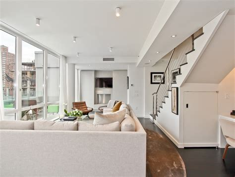 duplex home interior photos chelsea duplex nyc interior design