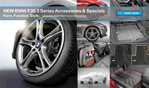 Get Bmw Parts by Bmw F30 3 Series Accessories Brochure Is In Page 2