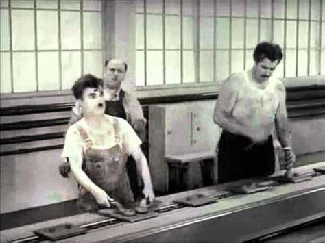 Charlie Chaplin  Les Temps Modernes  1936 Youtube